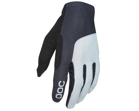 POC Essential Mesh Gloves (Uranium Black/Oxolane Grey) (XS)