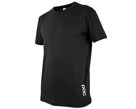 POC Essential Enduro Light Tee (Carbon Black) (M)