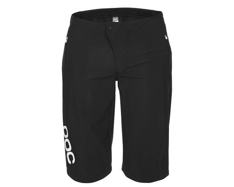 POC Essential Enduro Shorts (Uranium Black) (S)