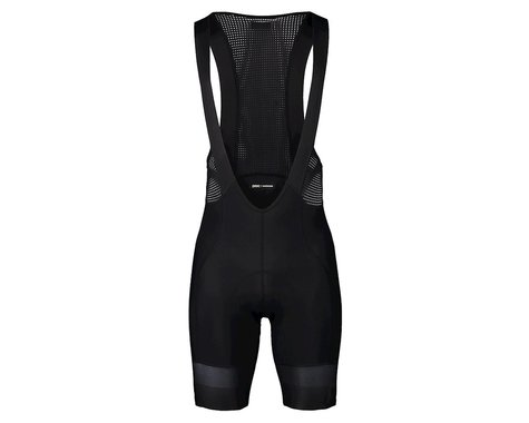 POC Essential Road VPDs Bib Shorts (Uranium Black) (M)