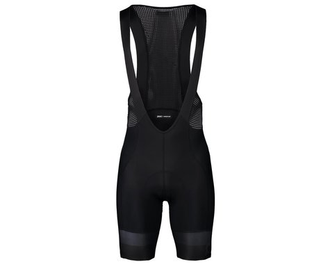 POC Essential Road VPDs Bib Shorts (Uranium Black) (2XL)