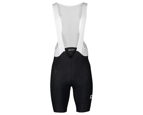 POC Ceramic VPDs Bib Shorts (Uranium Black) (L)