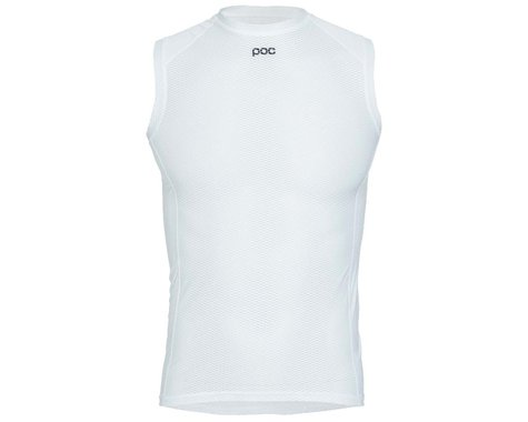 POC Essential Sleeveless Vest Base Layer (Hydrogen White) (S)