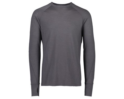 POC Men's Light Merino Jersey (Sylvanite Grey) (S)