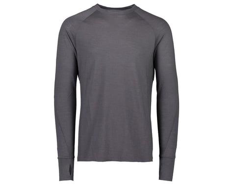 POC Men's Light Merino Jersey (Sylvanite Grey) (XL)