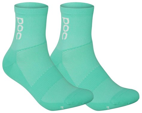 POC Essential Road Light Sock (Fluorite Green) (M)