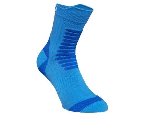 POC Essential MTB Strong Sock (Stibium Multi Blue) (L)
