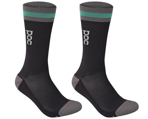 POC Essential Mid Length Sock (Sylvanite Multi Flourite) (L)