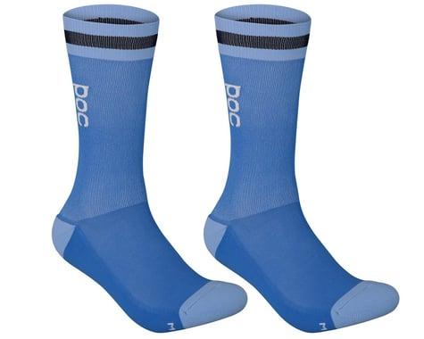 POC Essential Mid Length Sock (Basalt Multi Turmaline) (L)