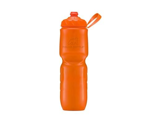 Polar Bottle ZipStream Color Series Water Bottle (Tangerine) (24oz)