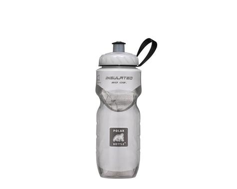 Polar Bottle Insulated Sport Water Bottle (White) (20oz)