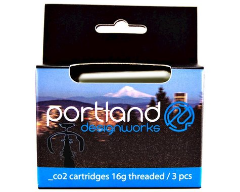 Portland Design Works PDW CO2 Refill Cartridges