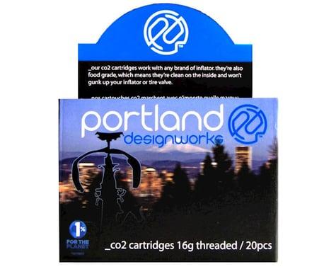 Portland Design Works PDW CO2 Refill Cartridges