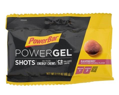 Powerbar PowerGel Shots (Raspberry) (1 2.1oz Packet)