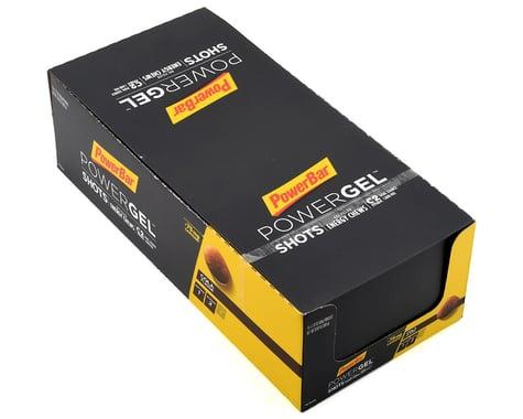 Powerbar PowerGel Shots (Cola) (16 2.12oz Packets)