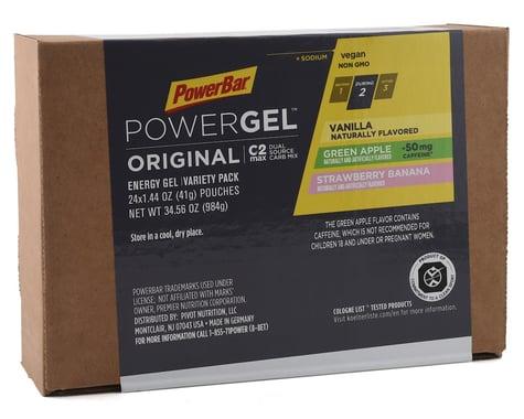 Powerbar PowerGel Original (Variety Pack) (24 1.44oz Packets)