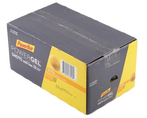 Powerbar PowerGel Shots (Orange) (24 2.12oz Packets)