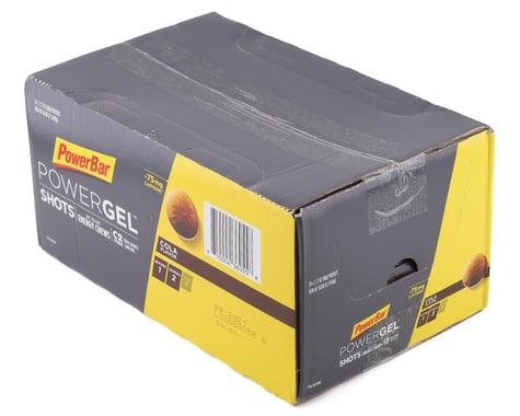 Powerbar PowerGel Shots (Cola) (24 2.12oz Packets)