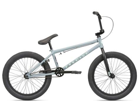 "Premium 2020 Inspired BMX Bike (20.5"" Toptube) (Matte Grey)"