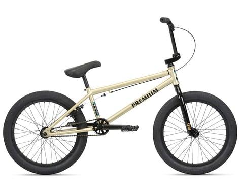 """Premium 2020 Subway BMX Bike (20.5"""" Toptube) (Brass)"""
