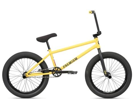 """Premium 2020 Broadway BMX Bike (21"""" Toptube) (Matte Butterscotch)"""