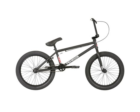 "Premium 2019 Subway Bike (21"" Toptube) (Matte Black)"