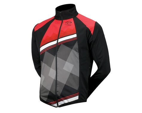 Primal Wear Teton Paradigm Jacket (Black/Red)