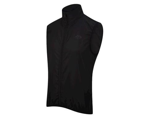 Primal Wear Black Wind Vest (Black)