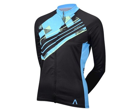 Primal Wear Women's Fontina Long Sleeve Jersey (Blue)