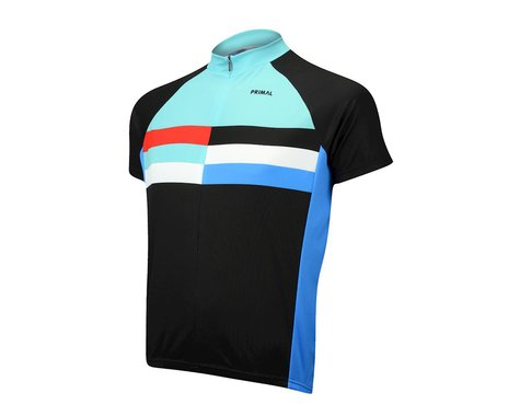 Primal Wear Axel Short Sleeve Jersey - Performance Exclusive (Black/Multi)
