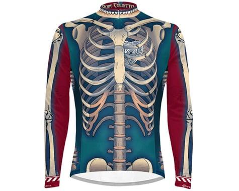 Primal Wear Men's Long Sleeve Jersey (Bone Collector) (L)