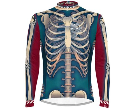 Primal Wear Men's Long Sleeve Jersey (Bone Collector) (S)