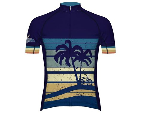 Primal Wear Men's Evo 2.0 Short Sleeve Jersey (Beachy Keen) (L)