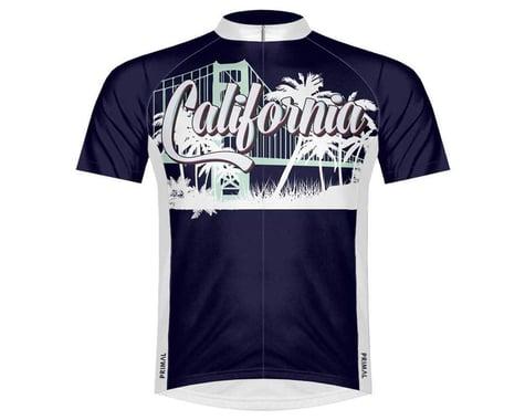 Primal Wear Men's Short Sleeve Jersey (California Dreamin') (L)