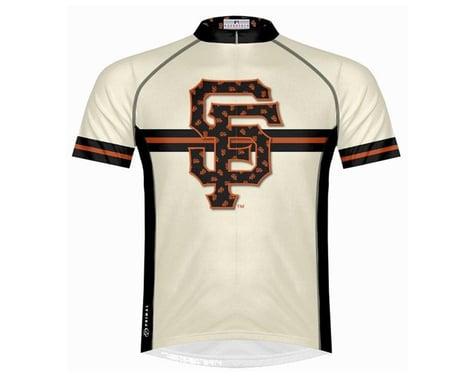 Primal Wear Men's Short Sleeve Jersey (San Francisco Giants) (2XL)