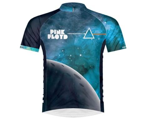 Primal Wear Men's Short Sleeve Jersey (Pink Floyd Great Prism in the Sky) (M)