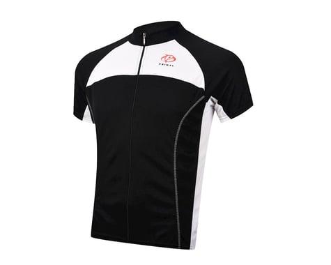 Primal Wear Onyx Black Label Short Sleeve Jersey (Black) (Xlarge)