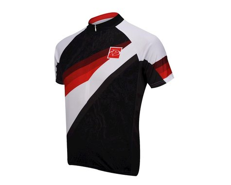 Primal Wear Outline Short Sleeve Jersey (Red) (Xxxlarge)