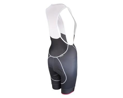 Primal Wear Women's Le Tigra Helix Bib Shorts (Grey) (Xxlarge)