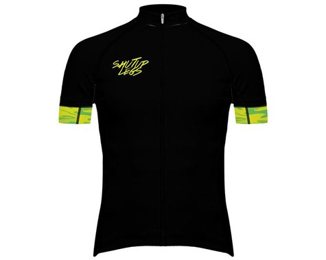 Primal Wear Men's Evo 2.0 Short Sleeve Jersey (SUL Neon Camo) (M)