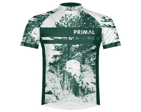 Primal Wear Men's Short Sleeve Jersey (Trailblaze) (S)