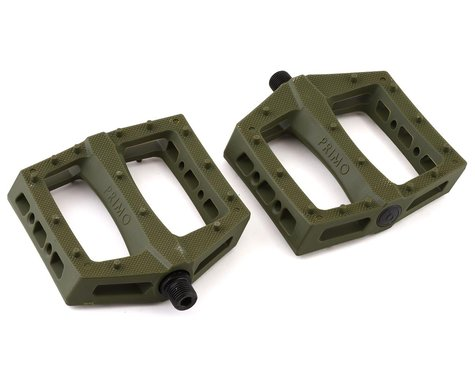 """Primo Turbo PC Pedals (Connor Keating) (Olive Green) (9/16"""")"""