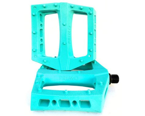 "Primo Turbo PC Pedals (Connor Keating) (Tiffany Blue) (9/16"")"