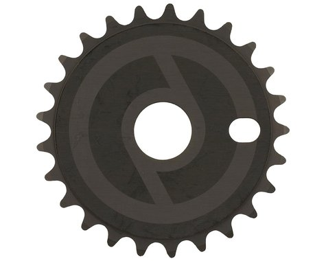 Primo Solid V2 Sprocket (Matte Black) (28T)