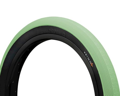 "Primo Zia Tire (Nate Richter) (Green/Black) (20"") (2.4"")"