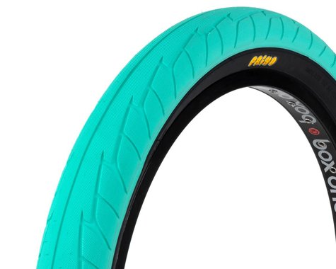 Primo 555C Tire (Connor Keating) (Tiffany Blue) (20 x 2.45)