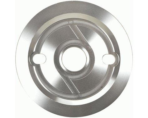 Primo Solid Guard Sprocket (Polished) (25T)