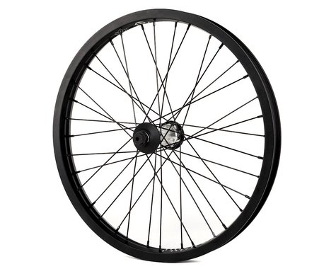 "Primo N4FL VS Front Wheel (Polished/Black) (20 x 1.75"")"