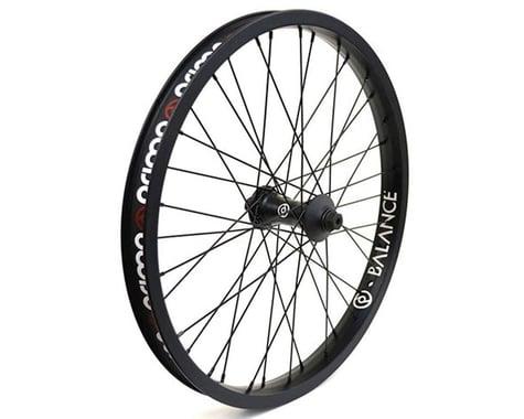 "Primo N4FL LT Front Wheel (Black) (20 x 1.75"")"