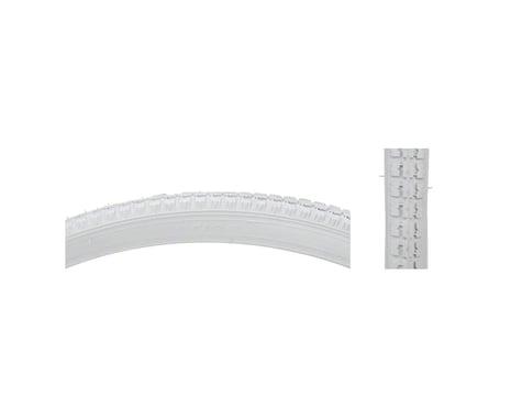 Primo Wheelchair Tire - 24 x 1 3/8, Clincher, Wire, Gray